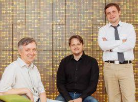 Innophore-Gründer (v. li.): Karl Gruber, Christian Gruber, Georg Steinkellner Quelle: Sciencepark